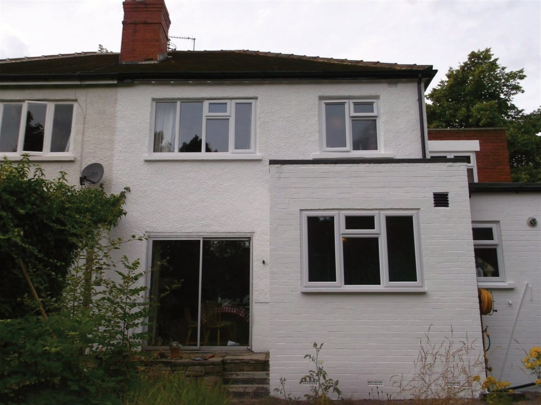 external painting by leeds pointing  01138080784