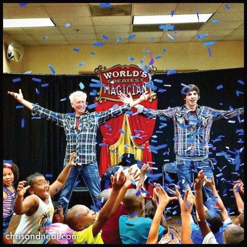 Chapel Hill North Carolina Magicians