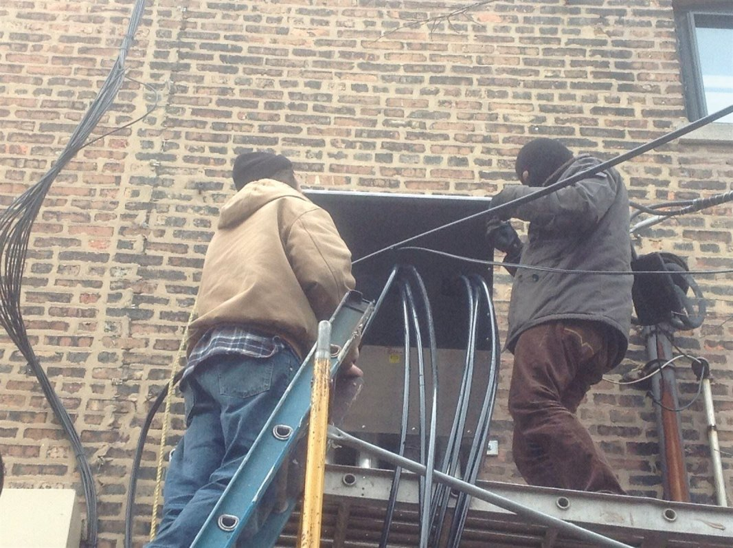 1200 Amp electrical service Chicago