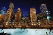 Southtown Limousine provides transportation to Chicago ice skating rinks