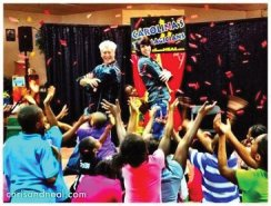 Raleigh NC Kids Party Magicians & Raleigh Entertainers