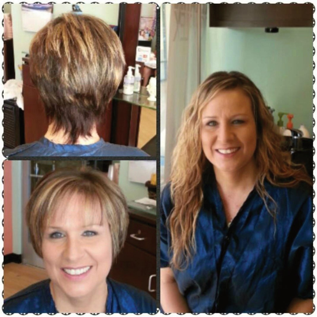 KC Color/ Detail and Shadow Pieces and a Fresh Cut