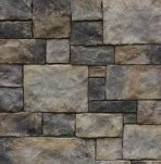 Cultured stone  dry stack