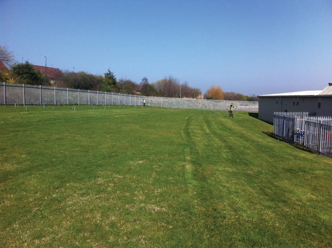 Landscape maintenance of industrial areas, factory grounds and business parks in Edinburgh, Midlothian, East Lothian, Fife and the Scottish Borders regions