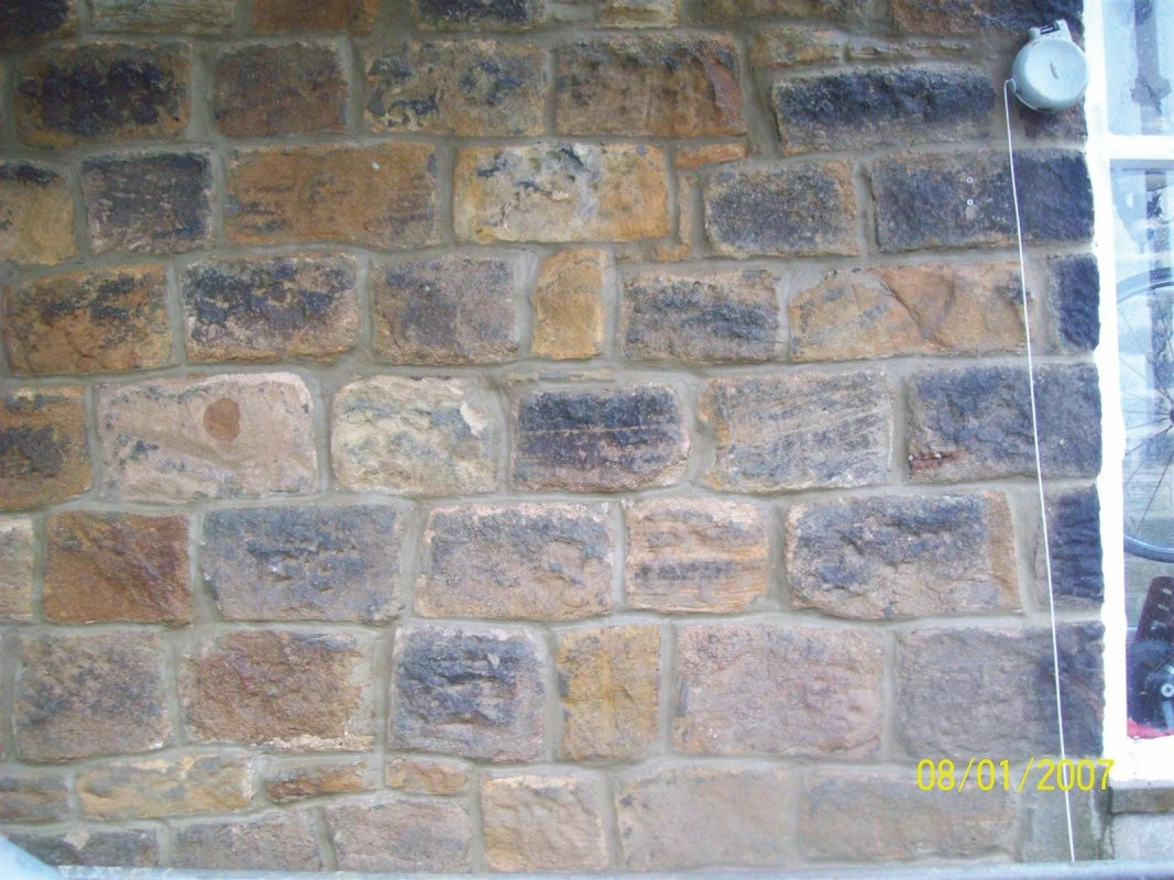 repointed stone work all work carried out by leeds pointing free surveys and quotes
