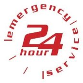 We offer a 24 hour service