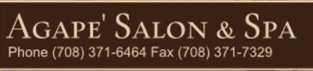 Get a great cut at agape salon & spa!
