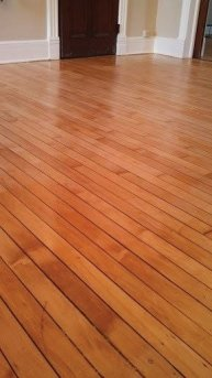 : Maple Flooring / Bona HD.