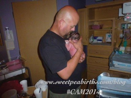 Cesarean to VBAC Journey