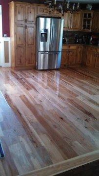 : Hickory Flooring