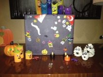 Happy Halloween Haunted House
