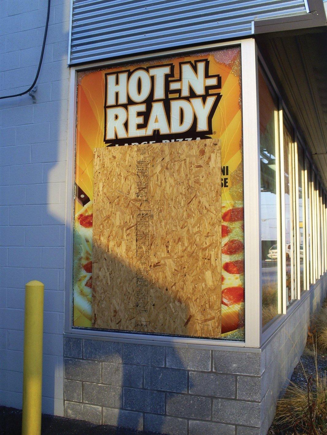 Broken window repair in Philadelphia Pa