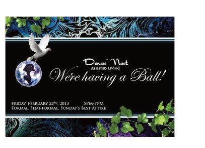 Our 1st Annual Ball