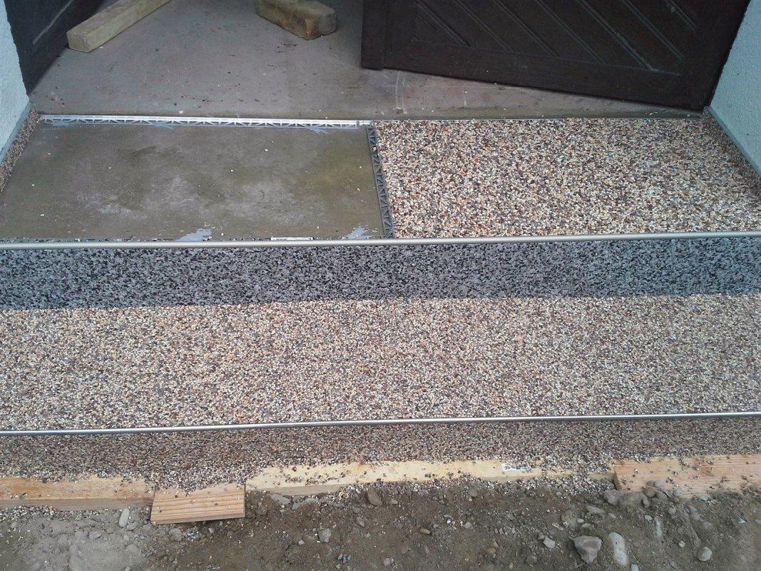Steinteppich Musterausstellung Durmersheim