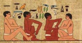 Reflexology portrayed in Ankhmahor tomb