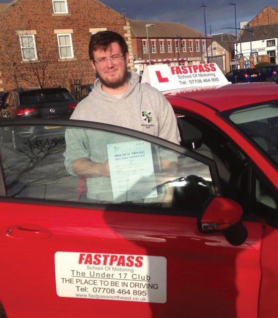Driving Instructors Ashington. www.fastpassnortheast.co.uk