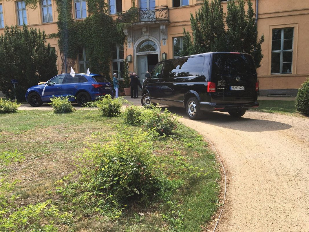 Limousinenservice in Berlin