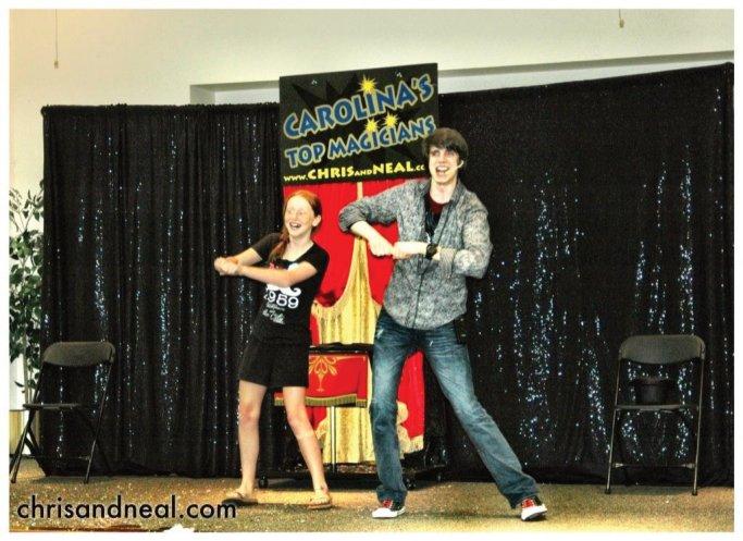 Goldsboro NC Magicians - Kids Party Ideas Goldsboro NC