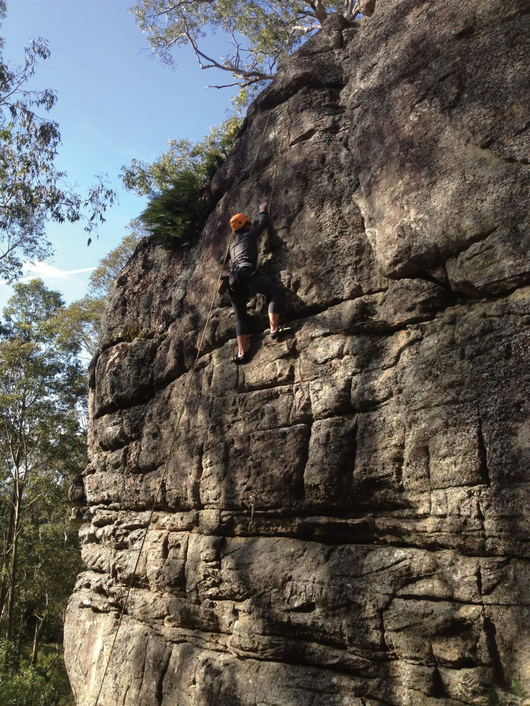 Shoalhaven Rock Climbing copyright Climb Nowra 2013 ©