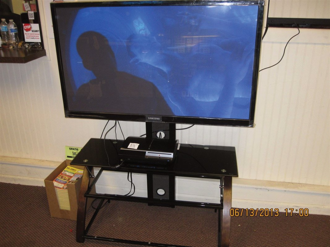 Item is sold we do have more updated led smart tvs ready to go