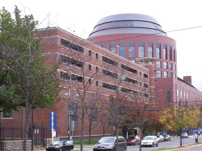 University City in West Philadephia, Pennsylvania