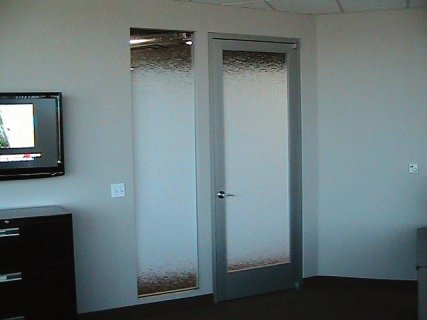 Commercial -  Office Window Tinting