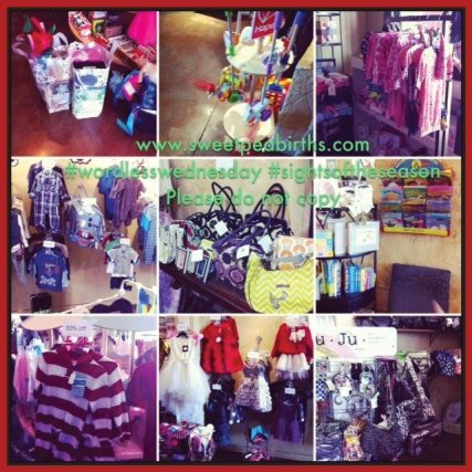 : #shopsmall - still plenty of lovely gifts at sale prices at our host store, Modern Mommy Boutique!