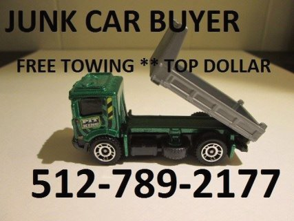SELL ANY CAR TRUCK OR VAN FOR GREAT MONEY AND THE JUNK CAR BUYER AUSTIN, ROUND ROCK AND ALL AREAS IN BETWEEN.  JUNK-MY-CAR -AUSTIN-512-789-2177