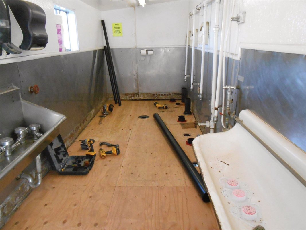 Handyman services, Waterproof coatings