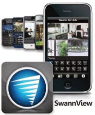 SwannView video monitoring system