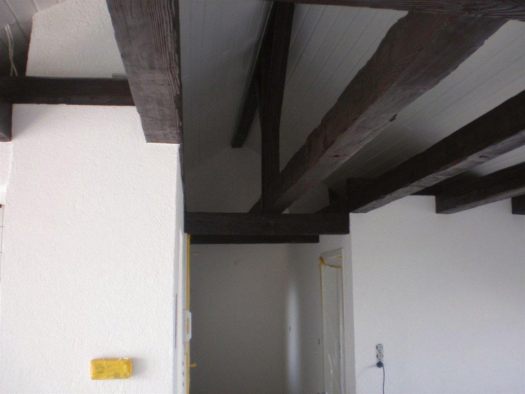 Dachwohnungsrenovierung