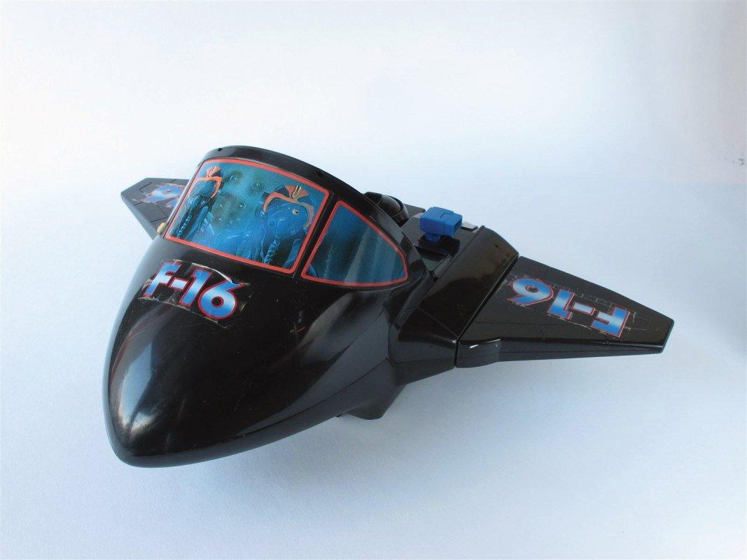 Tomy Airlplane cockpit
