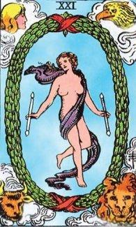 21World major arcana card, classes, learn the tarot, layouts, readings.  Mystic Tarot Wisdom, London