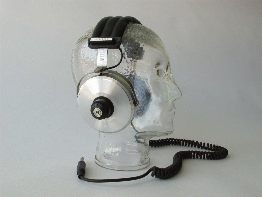 Jamo vintage headphones