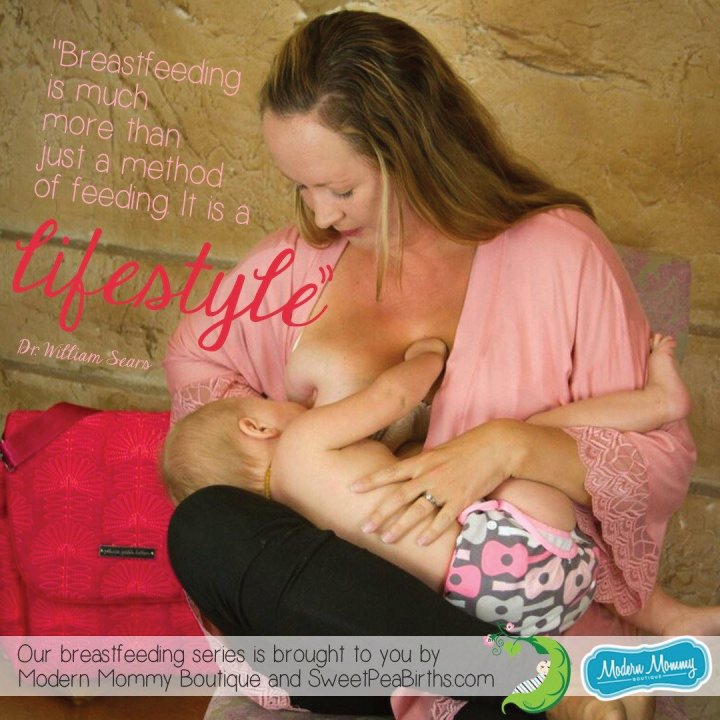 Breastfeeding Awareness Month on Sweet Pea Births, the Bradley Method® natural childbirth classes offered in Arizona: Chandler, Tempe, Ahwatukee, Gilbert, Mesa, Scottsdale, Payson