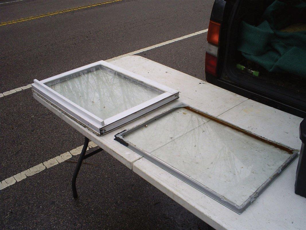 Broken window repair in Philadelphia Pa - Complete