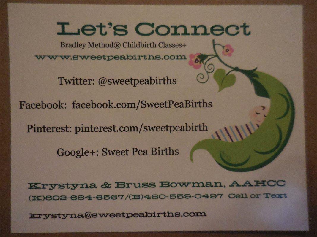 Sweet Pea Births