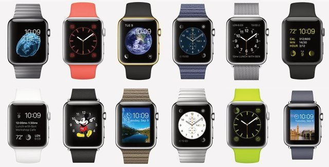 apple watch. us and canada launch 2015