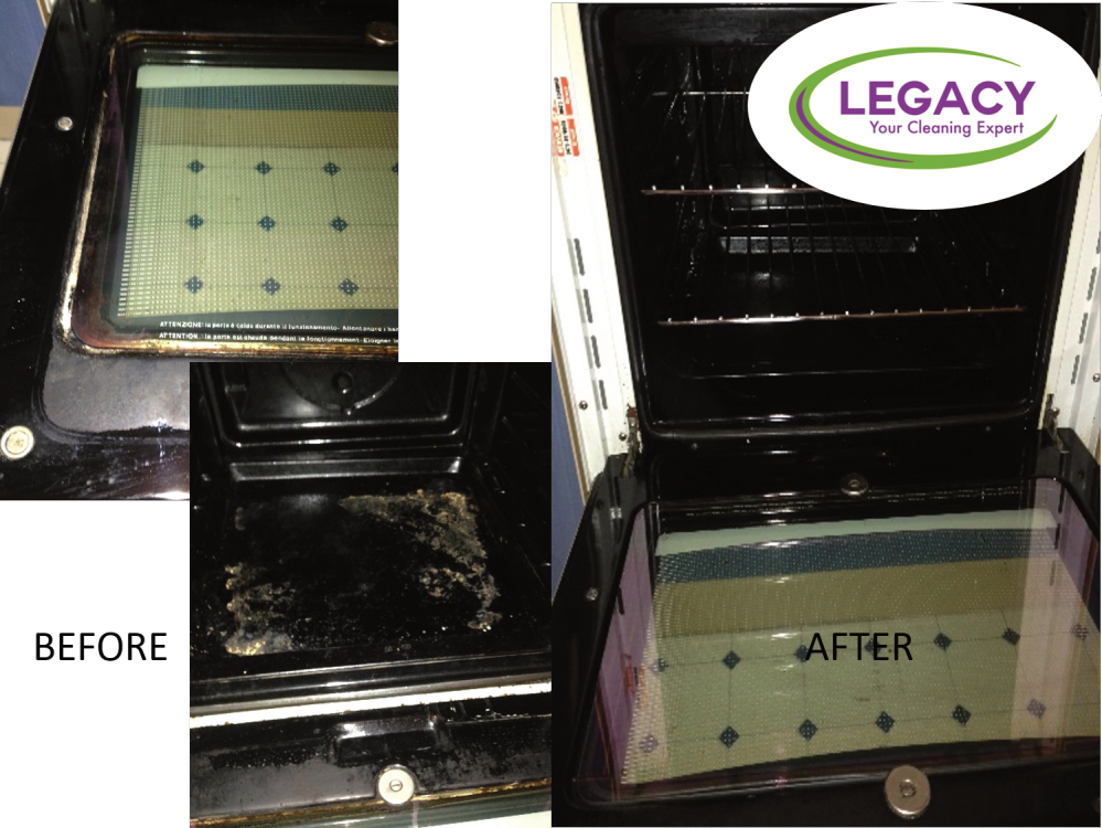 Oven Deep Cleaning Service