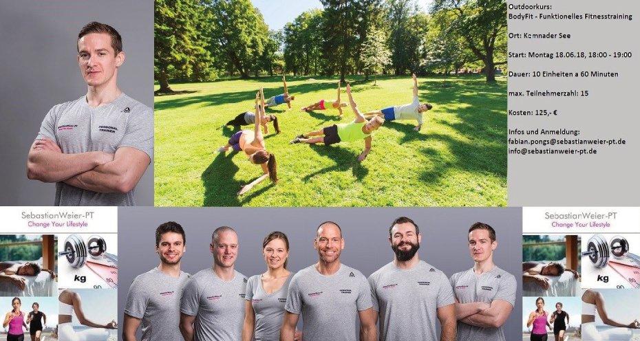 Eure Personal Trainer für Bochum und Ruhrgebiet für Euer Outdoortraining