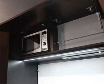 Kitchoo K2 optional microwave
