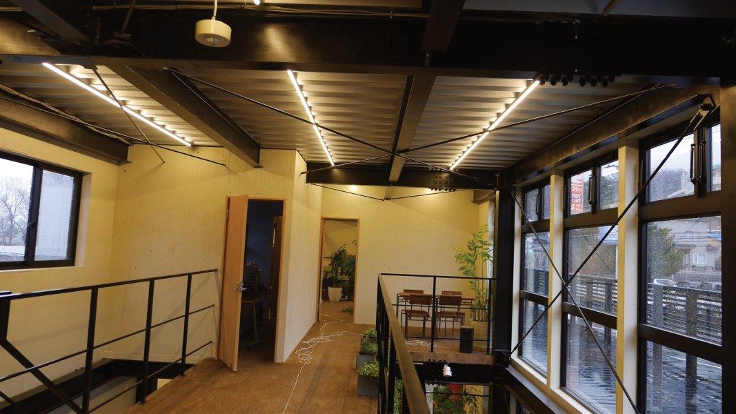 2階 カフェスペース