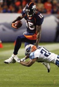 Brandon Marshall Chicago Bears limo rental by Southtown Limousine