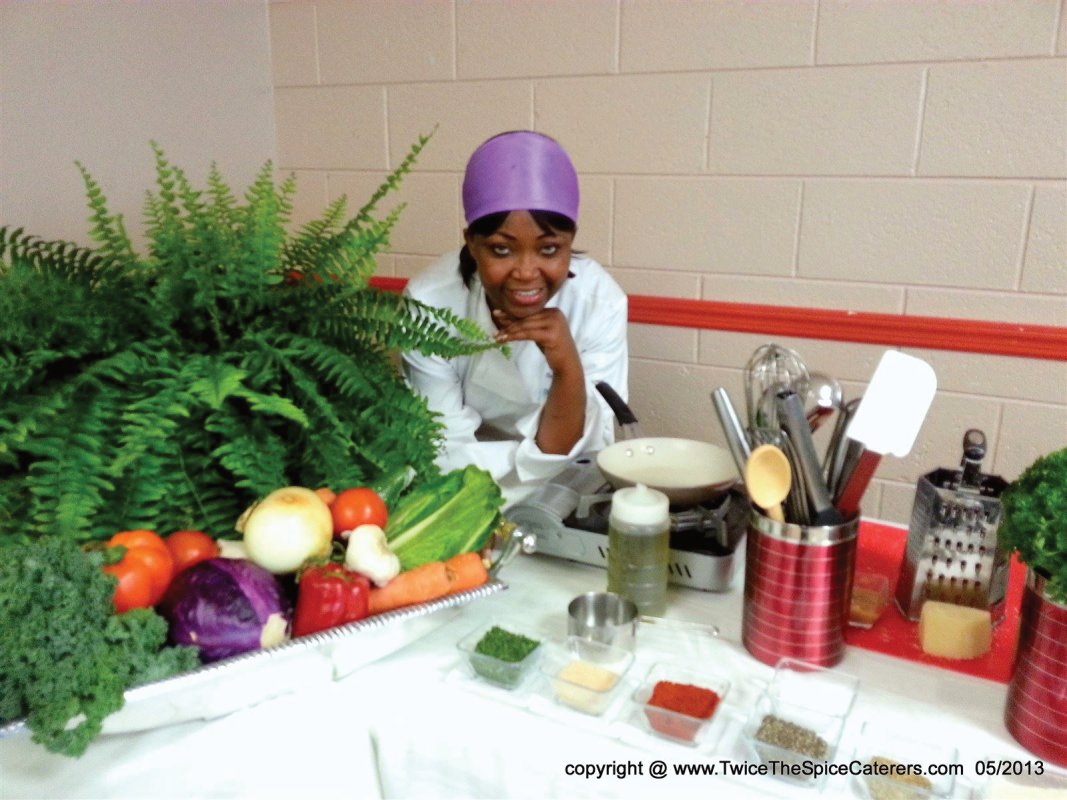 Chef Steph G Healthy Infused Wellness Program