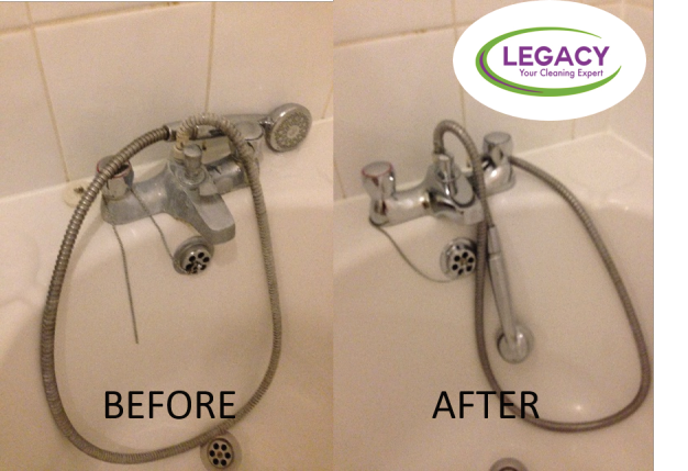 Legacy Shower Deep Cleaning and Descaling