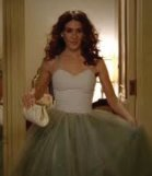 Carrie Bradshaw - image from pintrest