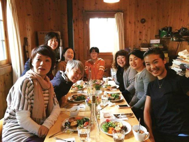新潟ピラティス|【大人の休日】緑の朝ピラティス&ハーブ農園の朝食