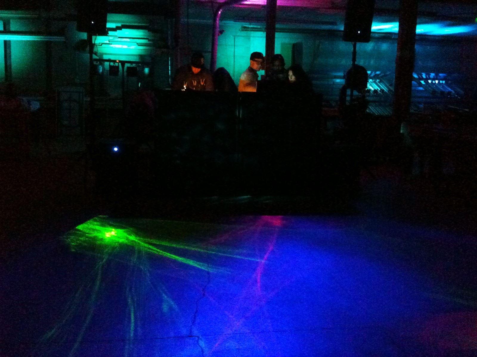 Runaway DJ Services : Chauvet Laser