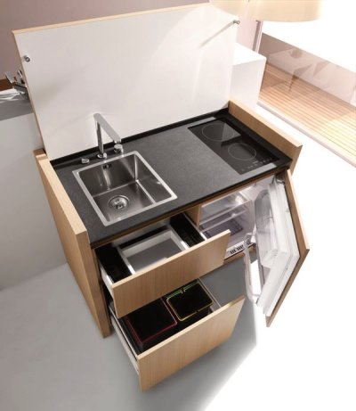 Kitchoo K1 compact kitchen