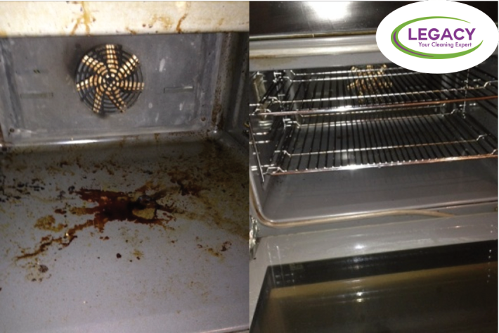 Legacy Oven Cleaning Service